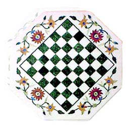 Normal Inlay Chess Design Table Top