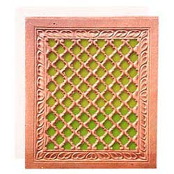 Stone Crafted Jali - Lattice