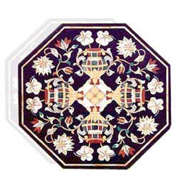 Traditional Octagonal Table Top